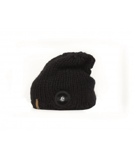 Bar Long Beanie black