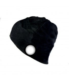 Light Beanie black