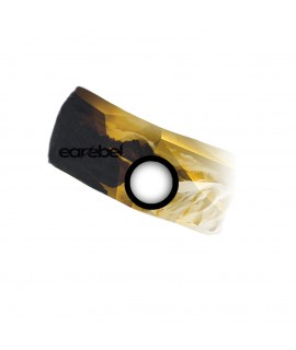 Light Headband black-gold