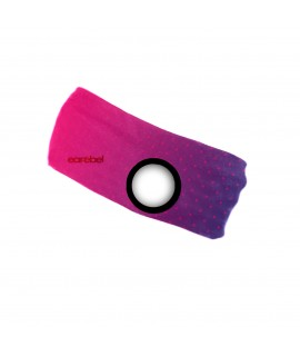 Light Headband pink-purple