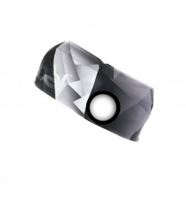 Performance Headband black-grey