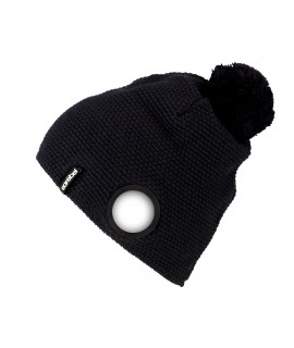 Warm Up Beanie black